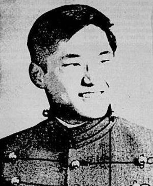 Lon Horiuchi - Horiuchi during his tenure at the USMA