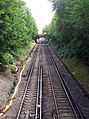 London, Woolwich-Plumstead, North Kent Railroad, Maxey Rd 02.jpg