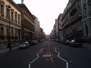 Chandler v Webster - Image: London Pall Mall