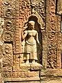 Lone female carving-Angkor Wat.jpg