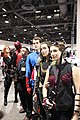 Long Beach Comic Con 2012 - Avengers - and Deadpool (8156323015).jpg