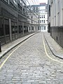 Looking along St Dunstan's Lane towards St Mary-at-Hill - geograph.org.uk - 1714098.jpg