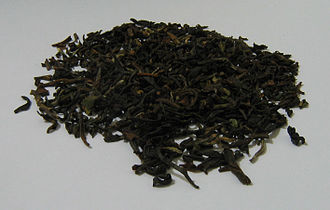 Commodity - Image: Loose leaf darjeeling tea twinings