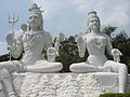 Lord Shiva and Parvathi.jpg