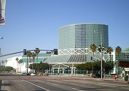 Het Los Angeles Convention Center, 1201 South Figueroa Street