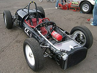 Colotti Trasmissioni - Lotus 18/21 with body removed