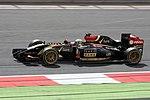 Lotus E22 Silverstone 2014 (22778241086).jpg