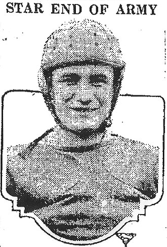 1913 College Football All-America Team - Louis Merrillat of Army