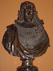 Bust of Louis XIII