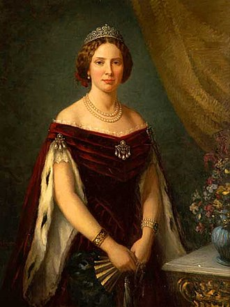 Louise of the Netherlands - Queen Louise of Sweden and Norway, 1860s
