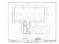 Lozano Cigar Factory, 1410 North Twenty-first Street, Tampa, Hillsborough County, FL HABS FL-400 (sheet 6 of 22).png