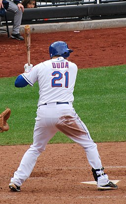 Lucas Duda on October 3, 2010