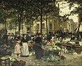 Ludek Marold - Zelinarsky trh v Parizi.jpg