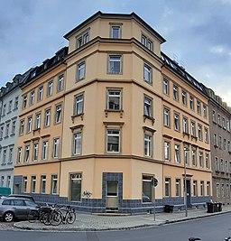 Ludwigstraße in Dresden