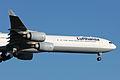 Lufthansa Airbus A340-600 at FRA.jpg