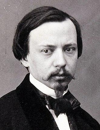 Luis de Madrazo - Luis de Madrazo, Self-portrait, c.1855-1860