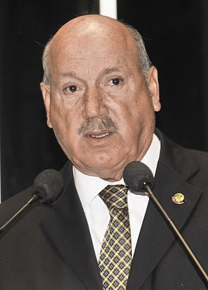 Luiz Henrique da Silveira - Image: Luiz henrique senador 2011