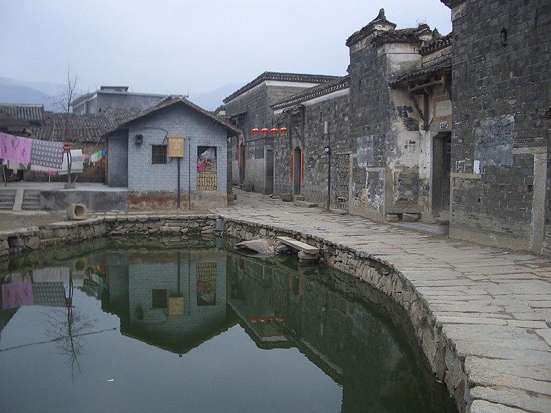 File:Luotiancun Village Anyi Nanchang Jiangxi China - panoramio.jpg