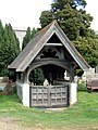 Lychgate Salhouse Church - geograph.org.uk - 298715.jpg