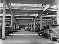 Mátyásföld, Újszász utca 41-43. Magyar Királyi Honvéd gépkocsiszertár, javító műhely. Fortepan 72278.jpg