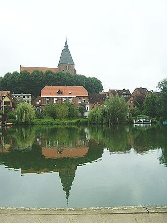 Mölln, Schleswig-Holstein - Image: Mölln 17