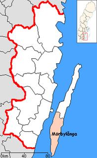 Mörbylånga Municipality Municipality in Kalmar County, Sweden