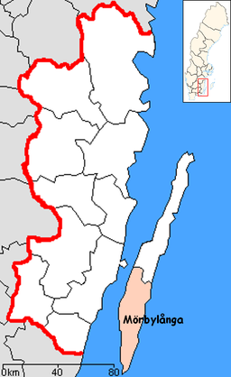 Mörbylånga Municipality in Kalmar County.png