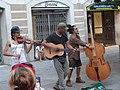 Músics a la plaça del Pi 2017.jpg
