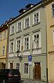 Městský dům U sv. Václava (Staré Město), Praha 1, Anežská 8, Staré Město.JPG