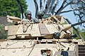 M2A2 Bradley Infantry Fighting Vehicle (14031551059).jpg
