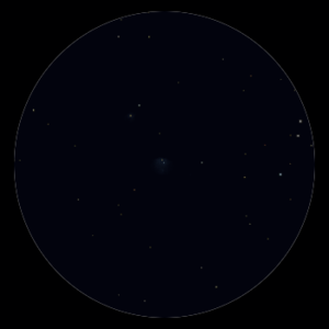 M 78 al telescopio 114mm