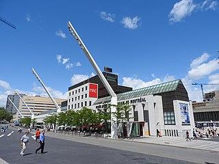 Art museum in Quebec, Canada