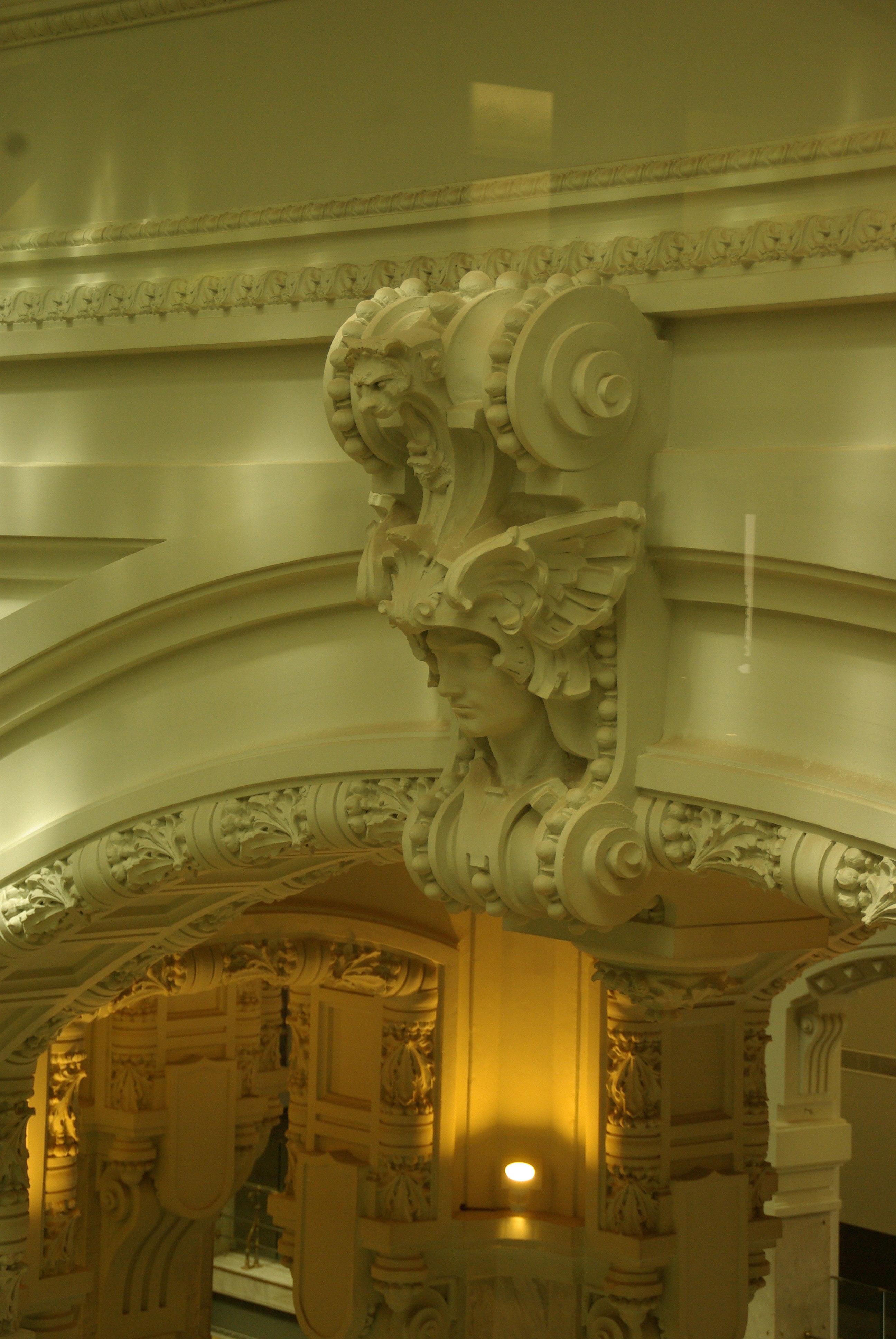 File Madrid E U S Palacio De Cibeles Interior Panoramio