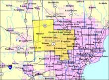 Michigan's 11th congressional district   Wikipedia