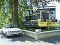 Ma Simca 1301 de 1967 a coté du Y2410 ex SNCF à Mohon le 28.05.2010.JPG
