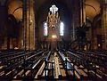 Maastricht, OLV-basiliek, middenbeuk naar het noorden 02.jpg