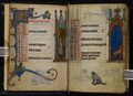 Maastricht Book of Hours, BL Stowe MS17 f005v & f006r.png