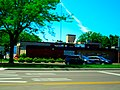 Madison Town Hall and Fire ^ Police Departments - panoramio.jpg