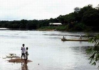 Abel Iturralde Province - Madre de Dios River
