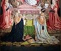 Maestro dell'altare di aachen, messa di san gregorio, 1500-25 ca. 05.jpg