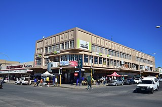Mahikeng Place in North West, South Africa