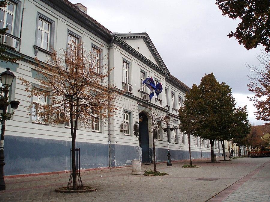 Magistrates Building