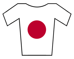 Team Sunweb (men's team) - Image: Maillot Japón