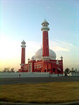 Central Mosque Wah Cantt
