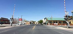 Main Street in Lovelock NV