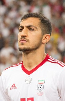 Majid Hoseini at the 2018 FIFA World Cup.jpg