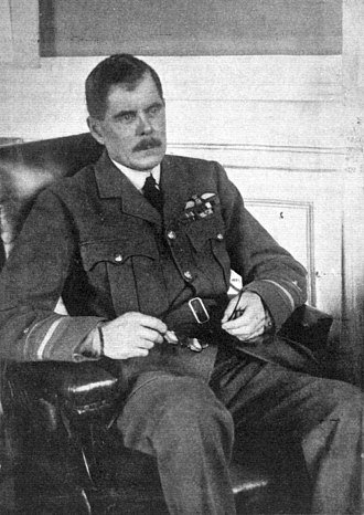 Chief of the Air Staff (United Kingdom) - Image: Major General Sir Hugh Trenchard
