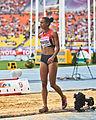 Malaika Mihambo (2013 World Championships in Athletics) 02.jpg