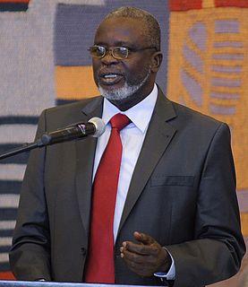 Malam Bacai Sanhá President of Guinea-Bissau