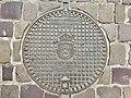 Manhole covers in Kraków, Poland 01.jpg